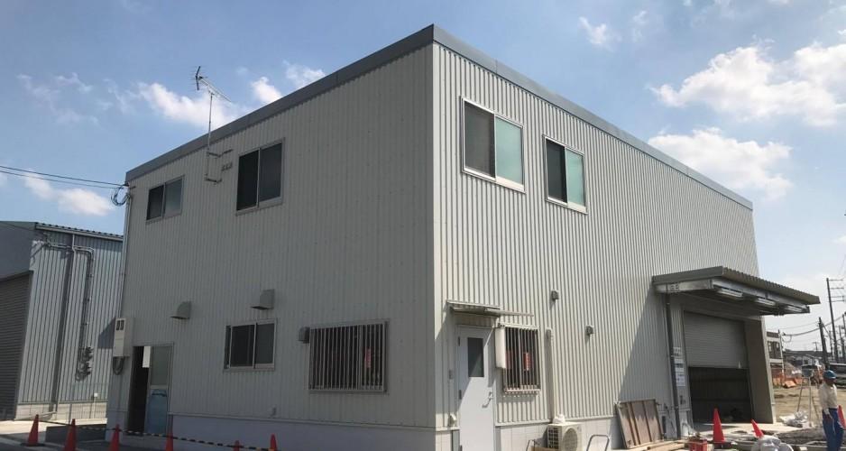 阪本倉庫①