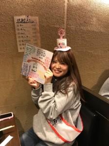 松本さん誕生日会4