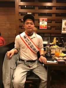 松本さん誕生日会3