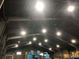プロト水銀灯LED更改修工事4