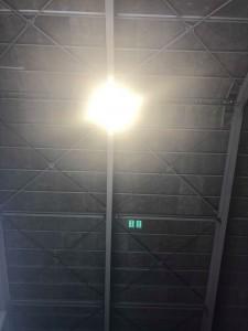 プロト水銀灯LED更改修工事8