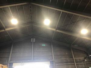 プロト水銀灯LED更改修工事1