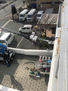 東山自動車・高圧受電設備改修工事4