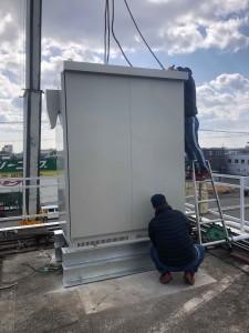 東山自動車・高圧受電設備改修工事6