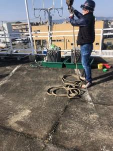 東山自動車・高圧受電設備改修工事3