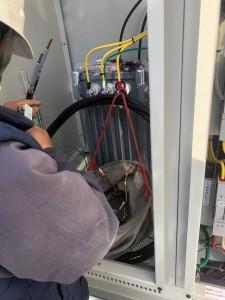 東山自動車・高圧受電設備改修工事7