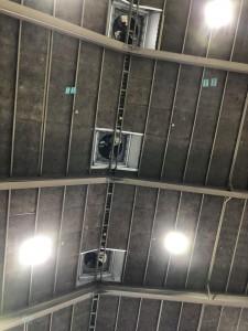 天井換気扇電源工事⑦