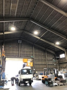 天井換気扇電源工事⑥