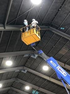 天井換気扇電源工事⑨