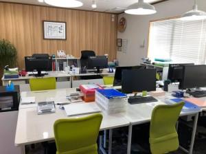 事務所の模様替②